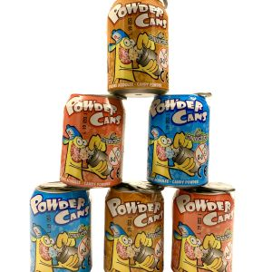 Canette Powder Cans