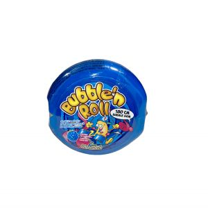 Bubble N'Roll Chewing Gum 1m80 Framboise
